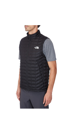 The North Face ThermoBall Vest Herrer sort